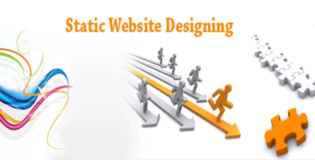 Static Web Design